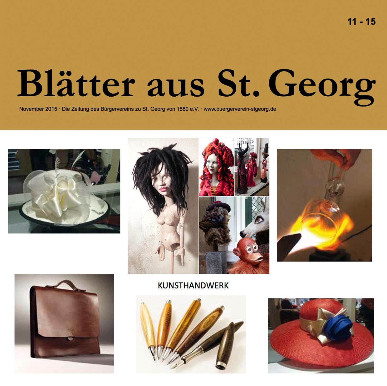 Kunsthandwerk in Hamburg St. Georg Valerie Bayol